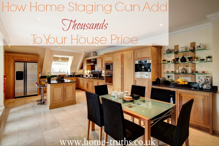 how home staging can add thousands to your house price. Black Bedroom Furniture Sets. Home Design Ideas
