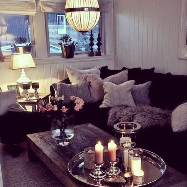 My Top Ten Tips For Staging Your Living Room
