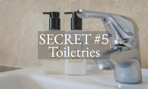 Toiletries